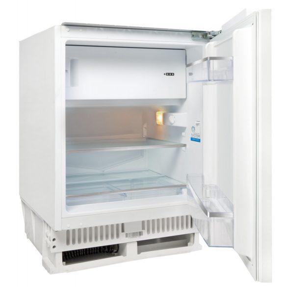 Amica UM130.3 pult alá építhető hűtő
