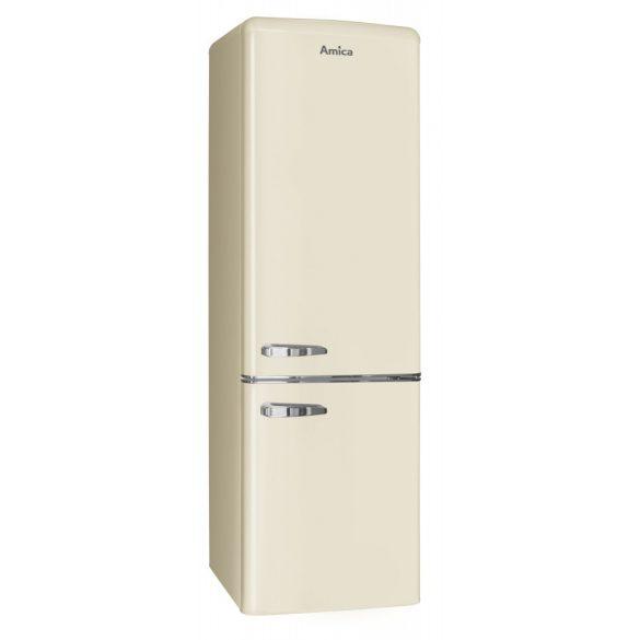 Amica FK2965.3GAA  Retro Kombinált hűtőszekrény